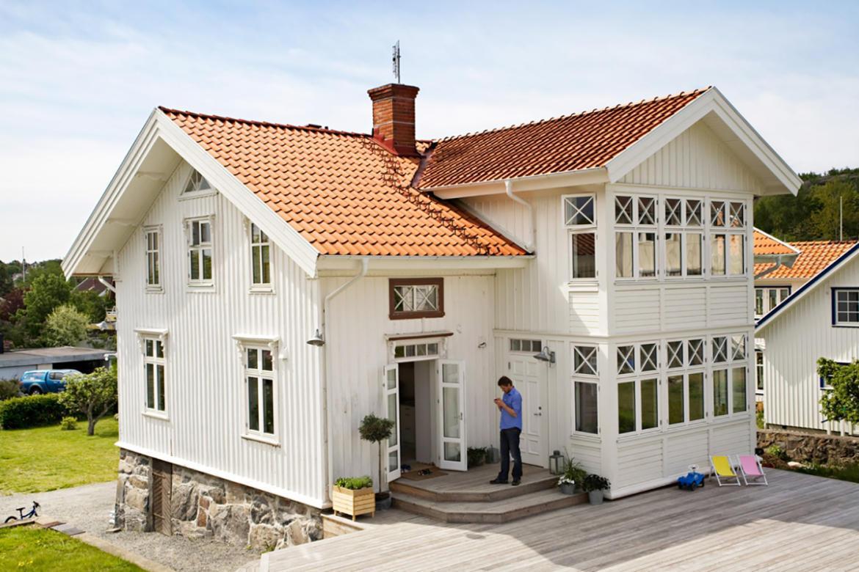Värmepump till villa i Örebro län med omnejd